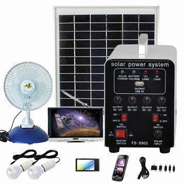 Solar power system Generator