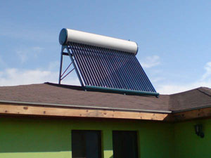 solar water heater manufacturer in China