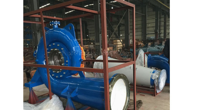 100 kw water turbine