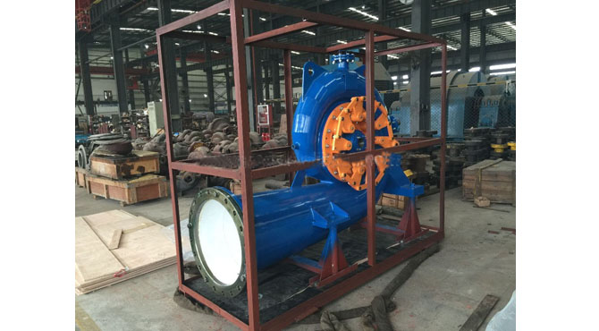 100kw water turbine generator parts