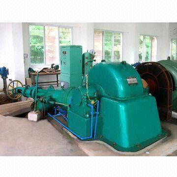 100kw hydro turbine water turbine generator