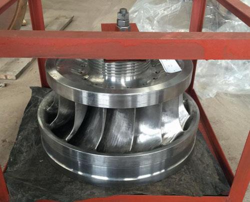 100kw hydro turbine water turbine runner