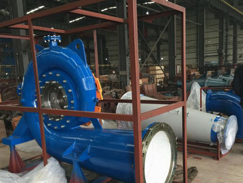 100kw water turbine generators