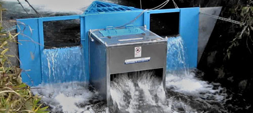 Micro hydro power
