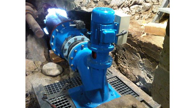 10kW hydro turbine generator