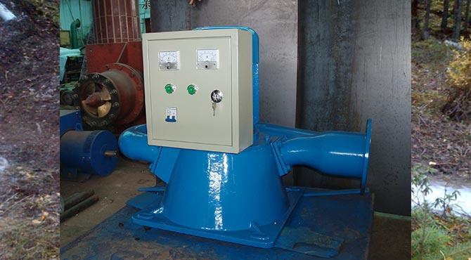 6000w micro hydro turbine generator