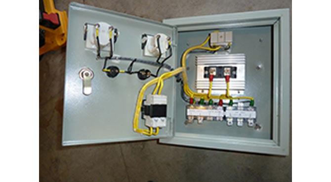 6kw hydro turbine generator control box