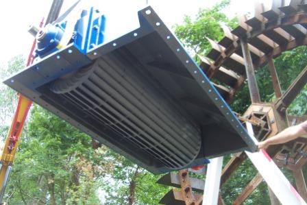 11-Micro-hydro-Turbine-generator-install