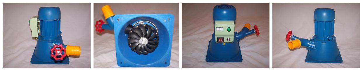 300w pico hydro turbine home power generator, Suneco Hydro