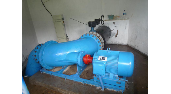 Kaplan-Cross-Flow-Turbine-Indonesia-GD-WZ-30KW