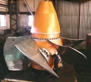 kaplan hydro power turbine