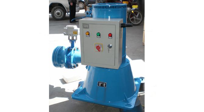 10kw Hydro Turbine,Micro Hydro Turbine Single nozzle XJ30-10DCT4-Z