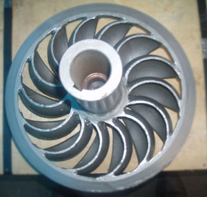 spare parts for hydro generator turbine