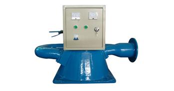 pico hydro generator 10kw dual nozzle