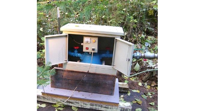 300w micro hydroelectric generator