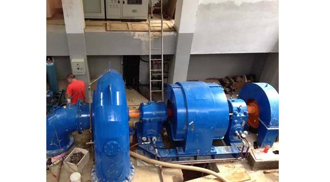 50 kw hydro power turbine generator