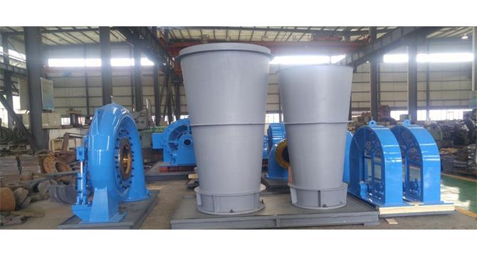 50 kw hydro turbine generators