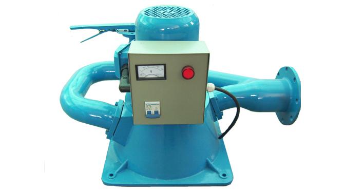 Micro Hydro Turbine Power Dual Nozzle XJ22-1.1DCTH4-Z