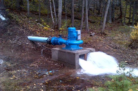Micro Hydro Turbine Generator Manufacturers & Suppliers
