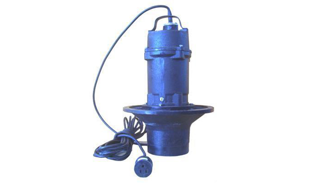 Submersible Micro Hydro Turbine Mini Generator QS-LZ-12-0.55KW