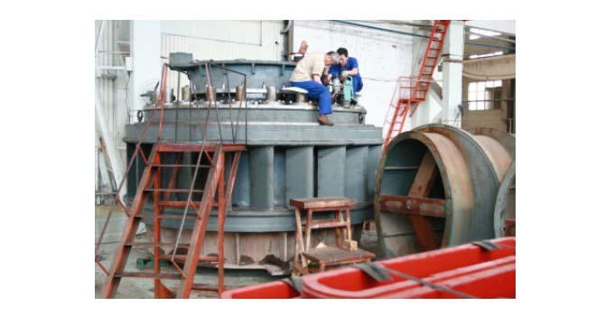 Tubular Turbine Large Hydro Power generator