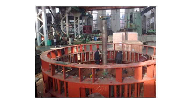 Tubular Turbine hydro generators
