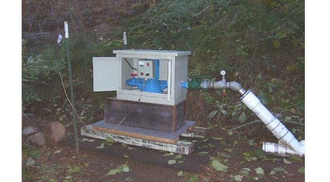 pico hydro turbines