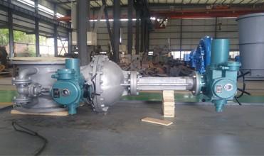 water turbine butterfly valve