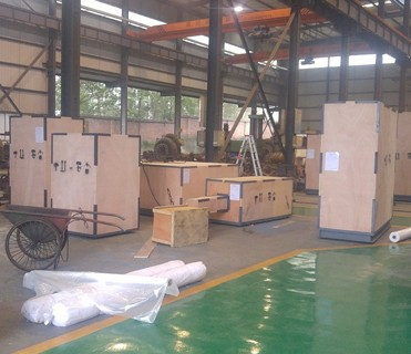 water turbine generator packages