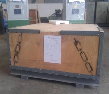 water turbine generator packing