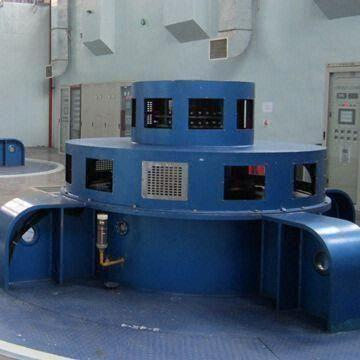 Vertical Francis Turbine Unit