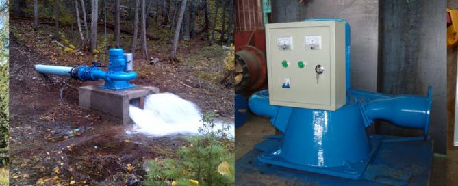 pico hydro turbine generators