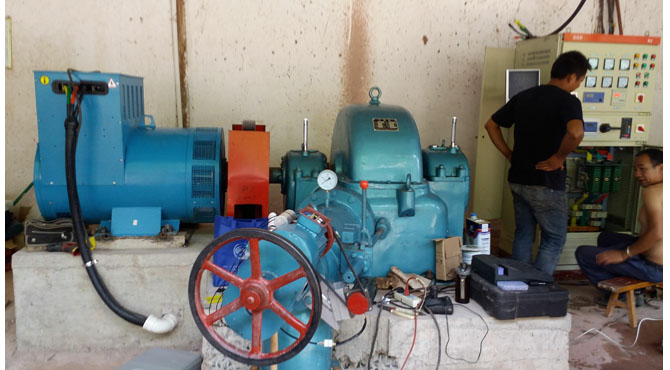 100kw hydro turbine generator manufacturer
